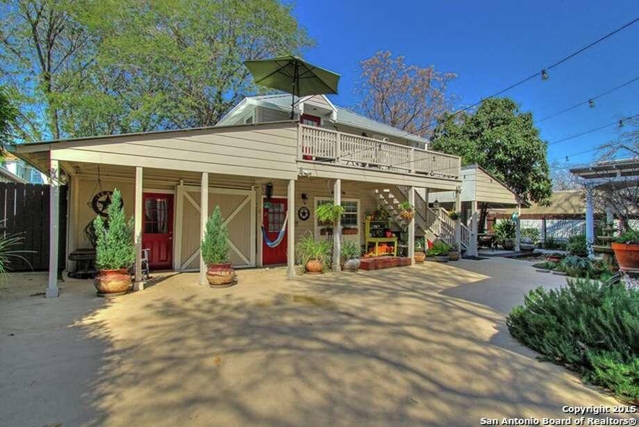 Homes With Casitas San Antonio Express News