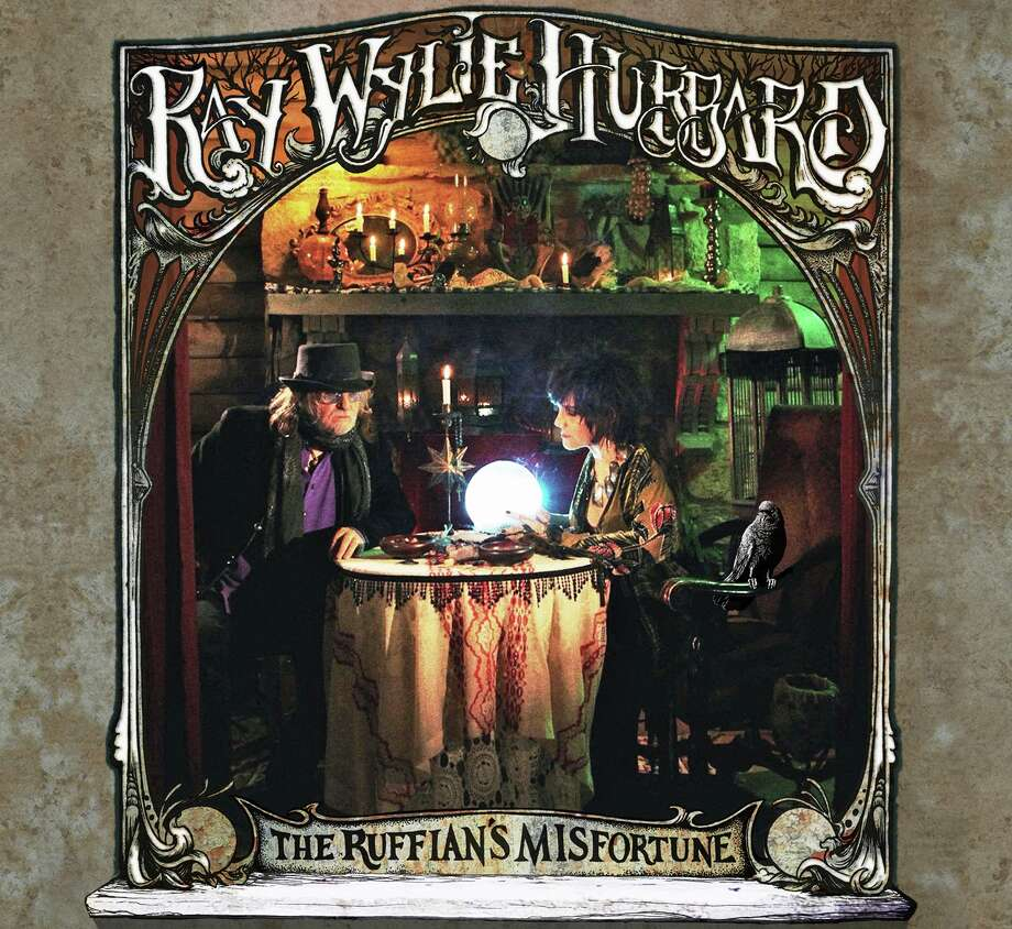 """Ray Wylie Hubbard's new album is """"The Ruffian's Misfortune."""" Photo: Courtesy Photo / Courtesy Photo"""