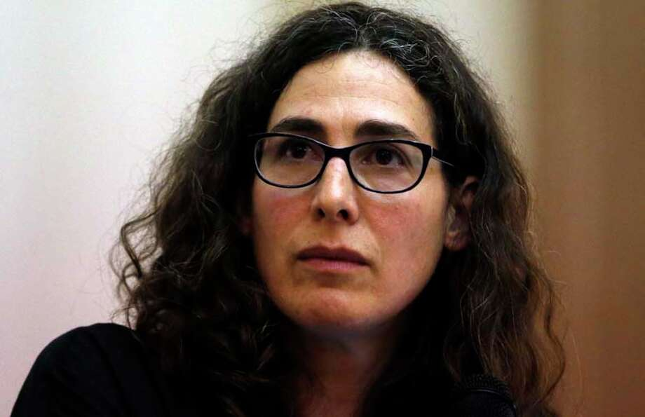 Back at last: Sarah Koenig, producer and host of Serial. Photo: Boston Globe, Getty Images  / 2015 - The Boston Globe