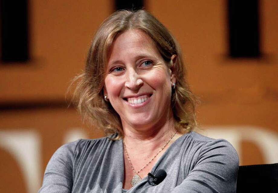 """Youtube CEO Susan Wojcicki speak onstage during """"Who Owns Your Screen?"""" at the Vanity Fair New Establishment Summit at Yerba Buena Center for the Arts on October 9, 2014 in San Francisco, California. Photo: Kimberly White, Getty Images / 2014 Getty Images"""