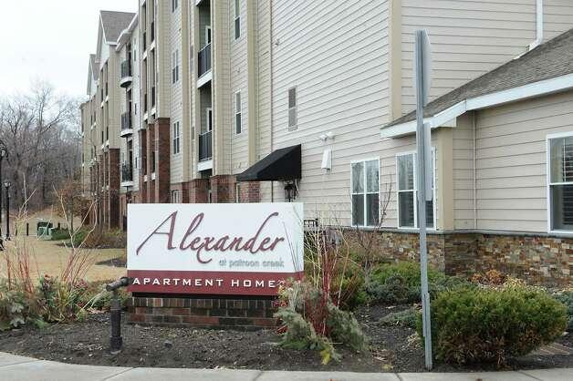Exterior of The Alexander at Patroon Creek on Friday, April 10, 2015 in Albany, N.Y. (Lori Van Buren / Times Union) Photo: Lori Van Buren / 00031373A