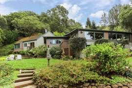 84 Gypsy Lane in Berkeley sits on 2.6 acres near the Elmwood and Rockridge neighborhoods.