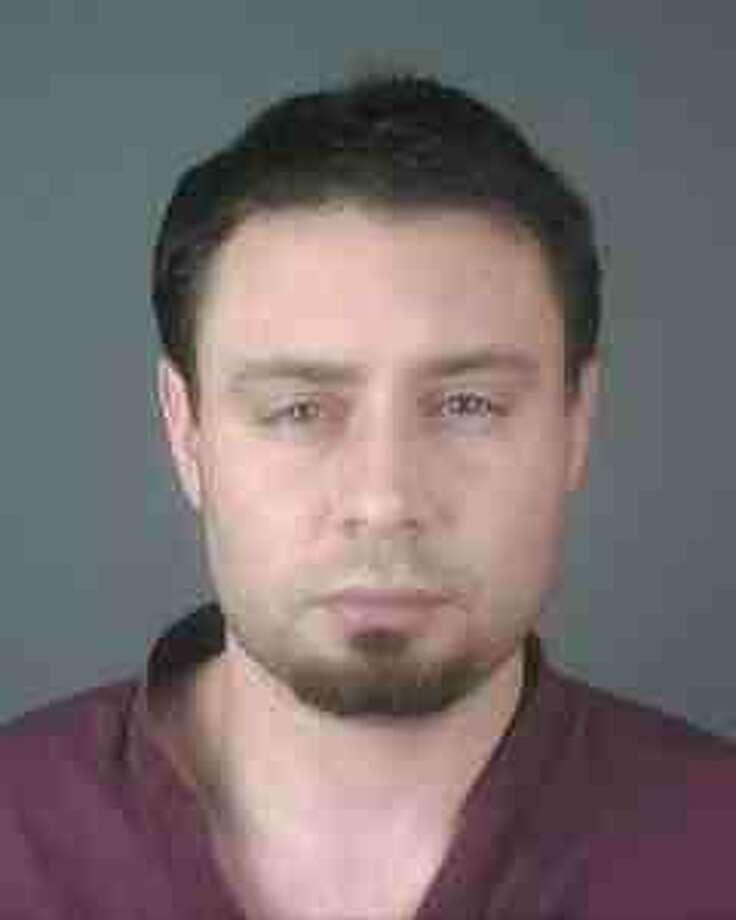 Damien Zervos, 32, of Albany.