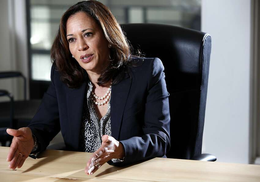 Long before she was the U.S. Senator from California becoming known for her June 2017 unrelenting questioning, Kamala Harris was active in Bay Area politics. Harris was born in Oakland and grew up in Berkeley, where her parents Shymala Harris and Donald Harris went to graduate school. Her mother, an Indian-American, and her father, a Jamaican-American, introduced her to the concept of and struggle for civil rights at an early age. She grew up idolizing lawyers and was close with her maternal grandfather, Rajam Gopalan, who was an Indian diplomat. It's no wonder, then, that she became a lawyer and rose through the ranks of the Democratic Party. She has been discussed as someone who could run for president in 2020, and has had a long career of public service leading up to this point. Click ahead to find out more about the public life of Kamala Harris.