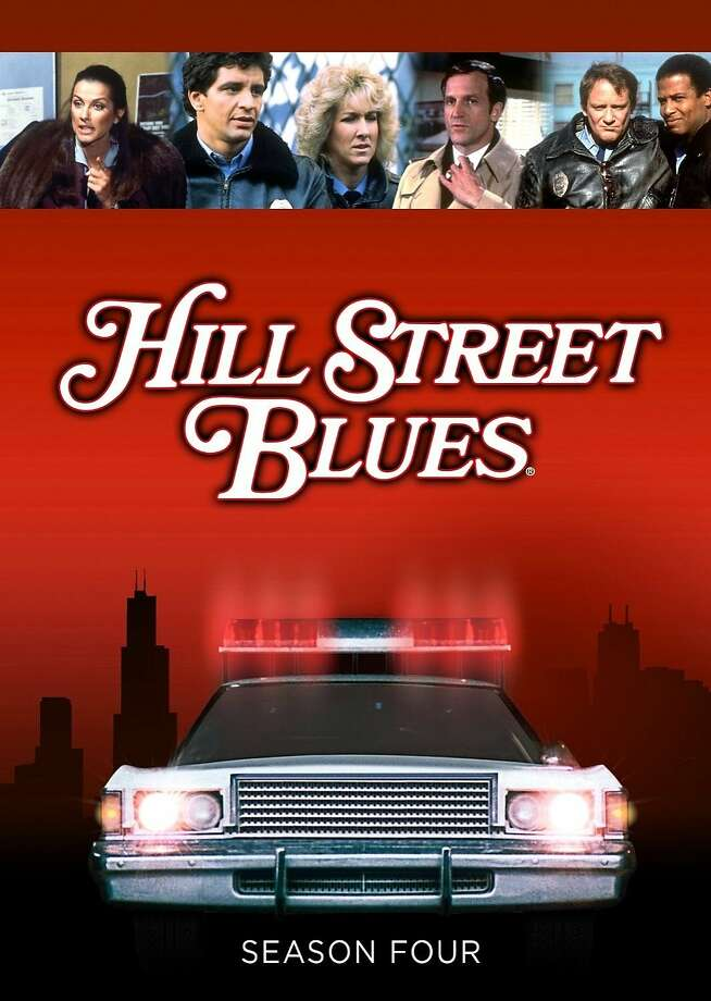 "DVD: ""Hill Street Blues: Season Four"" Photo: Shout! Factory"