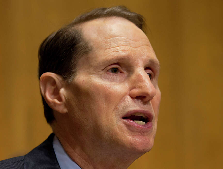 Sen. Ron Wyden wants protections for U.S. workers in the Trans-Pacific trade deal. Photo: Jacquelyn Martin / Associated Press / AP