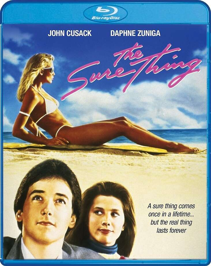 """DVD: """"The Sure Thing"""" Photo: Shout! Factory"""