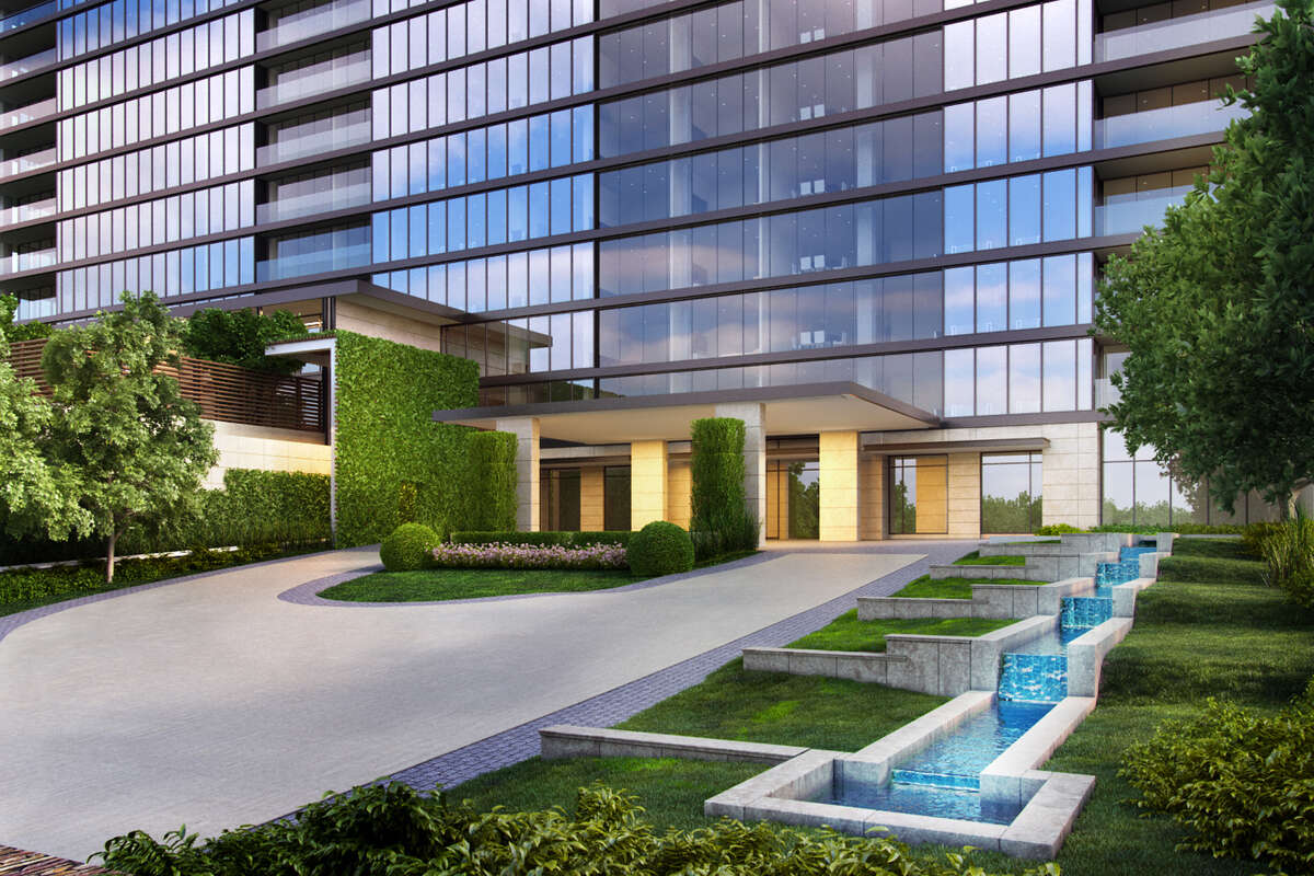 New York-based Arel Capital started construction on the 17-story River Oaks high-rise at 3433 Westheimer. The former apartment community will be converted into a luxury condominium with 84 units ranging from 1,500 to 9,000 square feet. (Courtesy of EDI International)