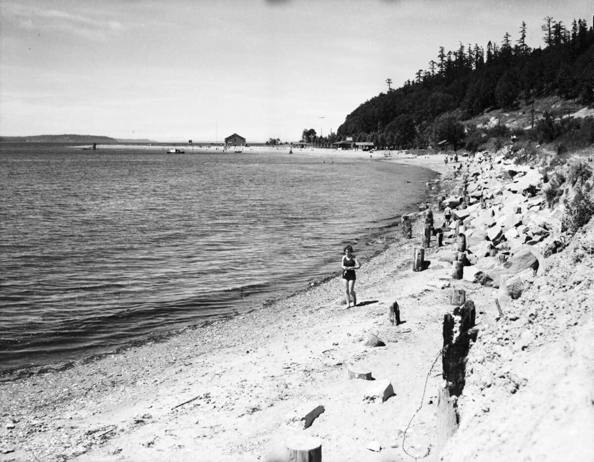 Golden Gardens Bathing Beach and Park Date: Jun 30, 1936