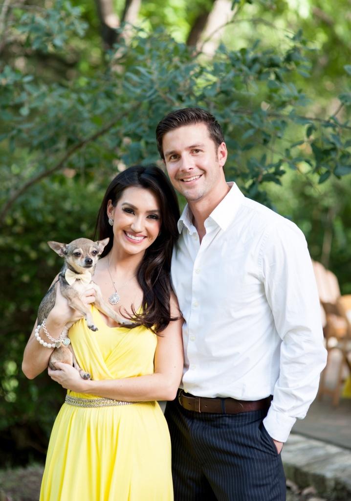 San Antonio Tv Power Couple Isis Romero Phil Anaya