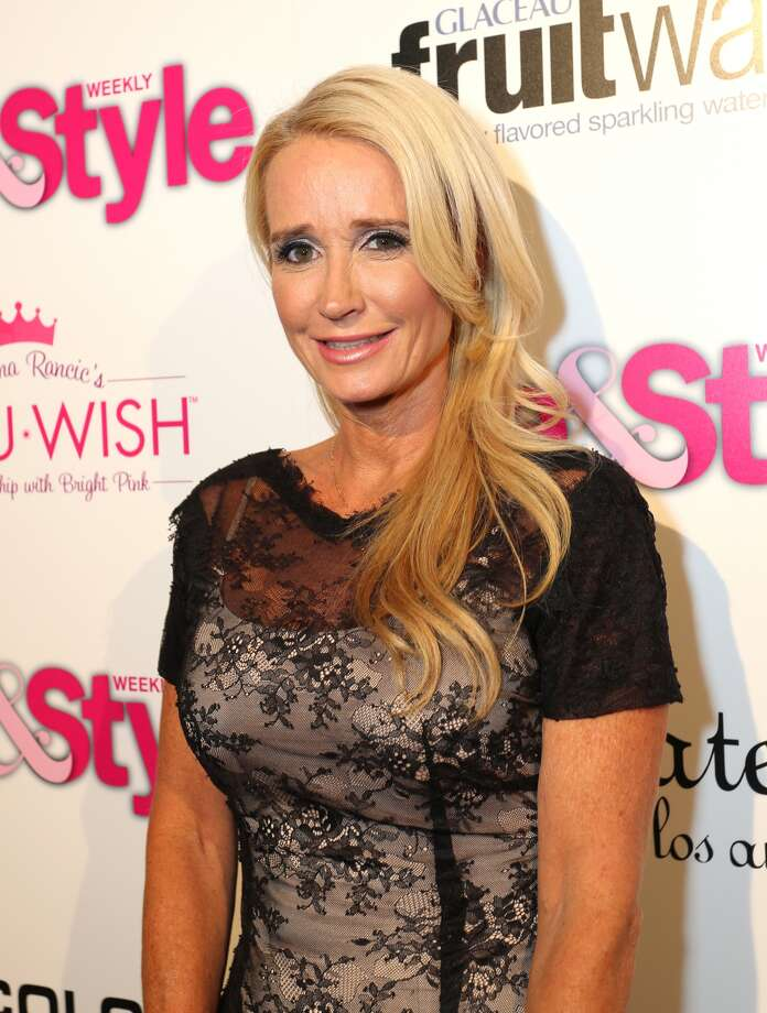 "Kim Richards, of ""The Real Housewives of Beverly Hills,"" was arrested on April 16, 2016 at the Beverly Hills Hotel. She was accused of public intoxication, trespassing, resisting an officer and battery on a police officer.See other reality-TV stars who got in trouble with the law. Photo: Rachel Murray, Getty Images For Life & Style"