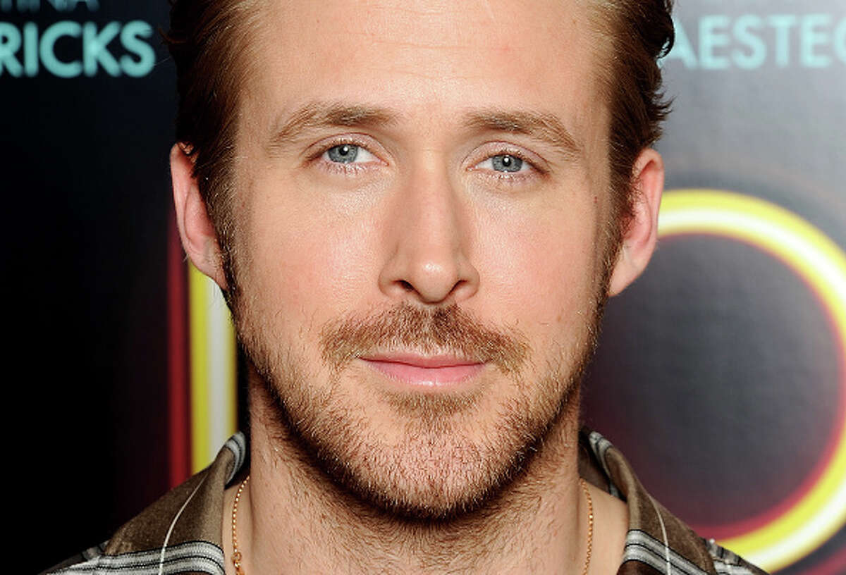 LONDON, ENGLAND - APRIL 09: (SUN NEWSPAPER OUT. MANDATORY CREDIT PHOTO BY DAVE J. HOGAN GETTY IMAGES REQUIRED) Actor/Director Ryan Gosling attends a photocall for