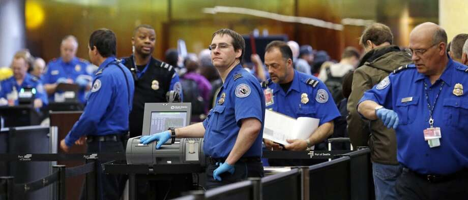 What do you have to do to catch TSA's attention? Surprisingly little. Here are 12 behaviors that might cause TSA to tab you as a terrorist threat. Photo: Elaine Thompson, Associated Press
