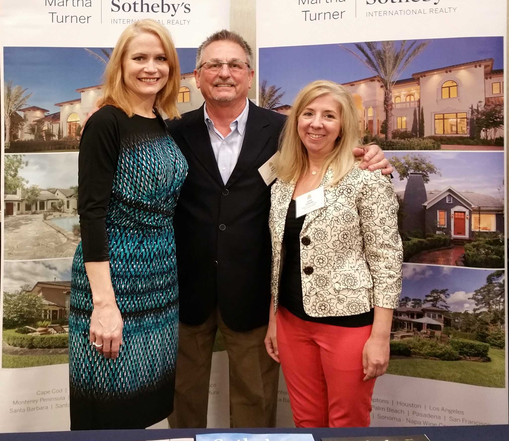 Martha Turner SIR supports Houston Business Cabinet expo - Houston ...