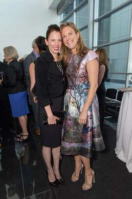 Tray Schlarb and  Lisa Dolby-Chadwick at the Alonzo King LINES Ballet Spring Gala 2015 on April 11, 2015.