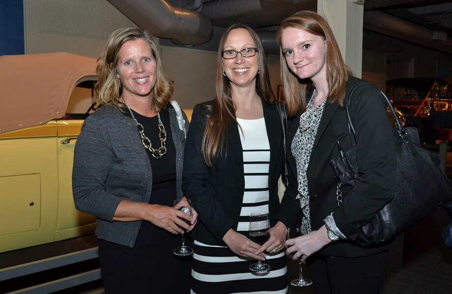 Were you Seen at the Women@Work 'That's Not What I Meant' Connect event, sponsored by New Country Porsche and Ianniello Anderson, P.C., at the Saratoga Automobile Museum on Thursday, April 16, 2015? Photo: Colleen Ingerto / Women@Work