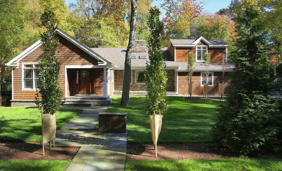 The property at 1 Grist Mill Lane is on the market for $1,275,000.