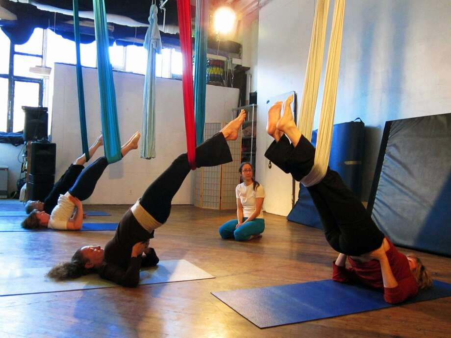 Fitness Trainer/Aerobics InstructorMedian hourly earnings:$15.88Job growth from 2010-14: 8%Job description: Instruct or coach groups or individuals in exercise activities. Demonstrate techniques and form, observe participants, and explain to them corrective measures necessary to improve their skills. Photo: (via Business Insider)