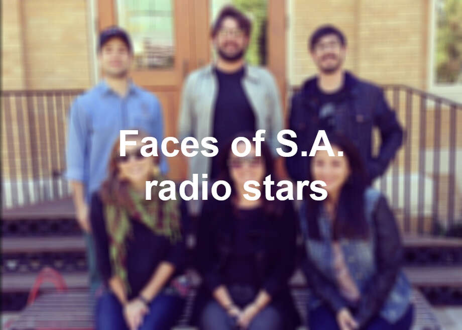 We know their voices but would we recognize them on the street? Let's put a face to name and features to the vocals. Photo: San Antonio Express-News