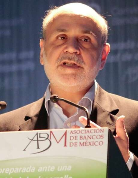Former Fed Chair man Ben Bernanke Photo: PEDRO PARDO / AFP / Getty Images / AFP