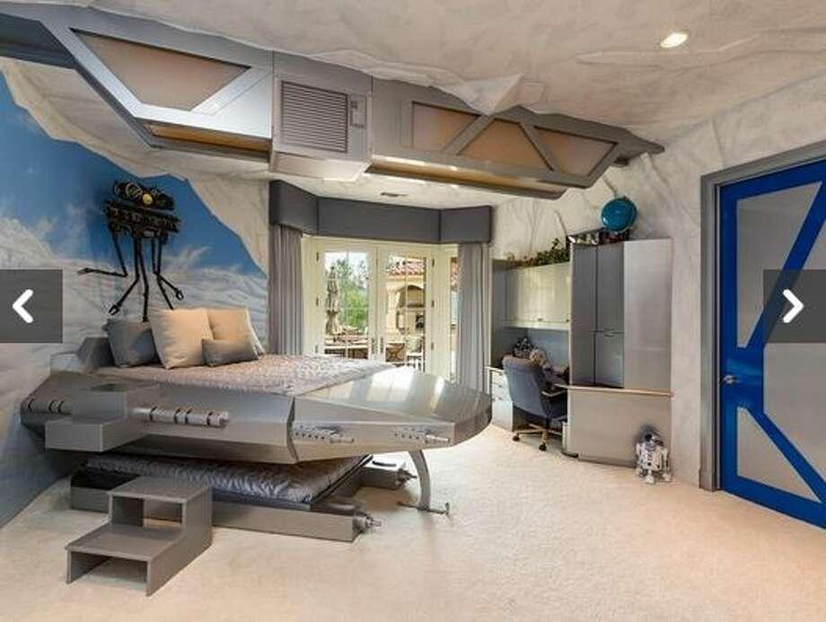 giant california 14 9 million mansion with a star wars themed rh mysanantonio com star wars themed bedroom for boys star wars themed bedroom pictures