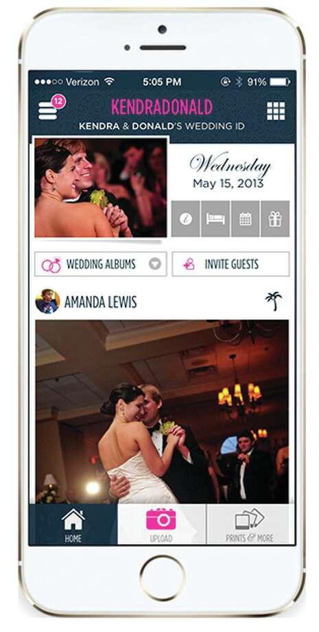Wedpics app