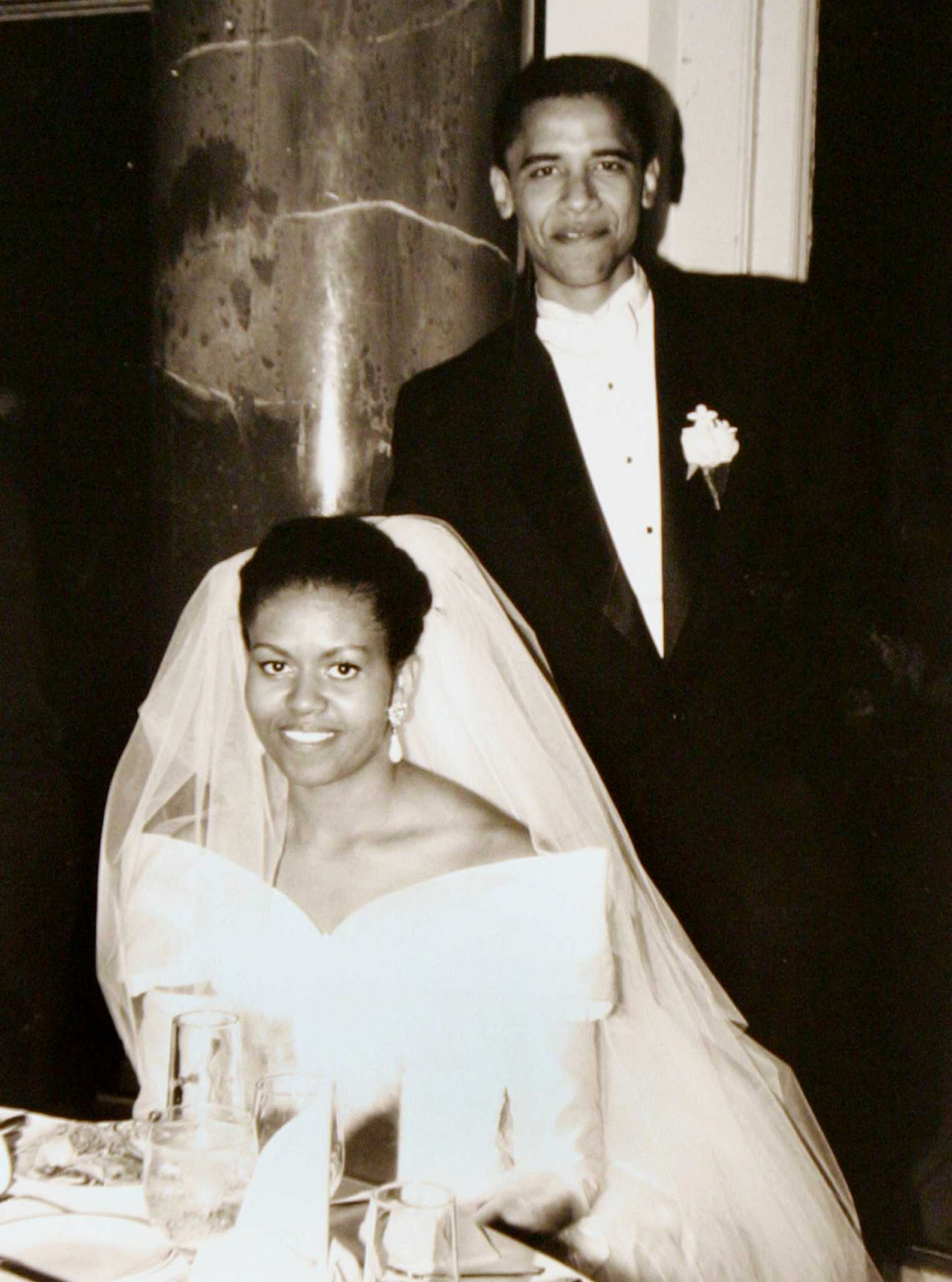 Michelle Obama Tributes 25th Wedding Anniversary To Barack With