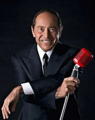 Paul Anka, April 22, Proctors Theatre. Internationally known singer/songwriter has written more than 500 songs that have been recorded by countless music legends, from Elvis Presley to Michael Jackson, from Frank Sinatra to Sid Vicious.