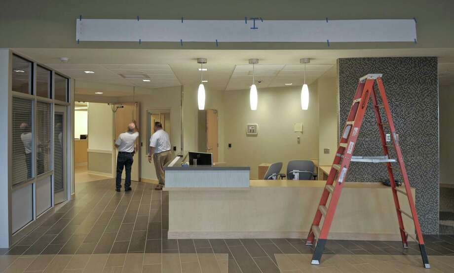 New Milford Hospital's new ER nears completion - NewsTimes
