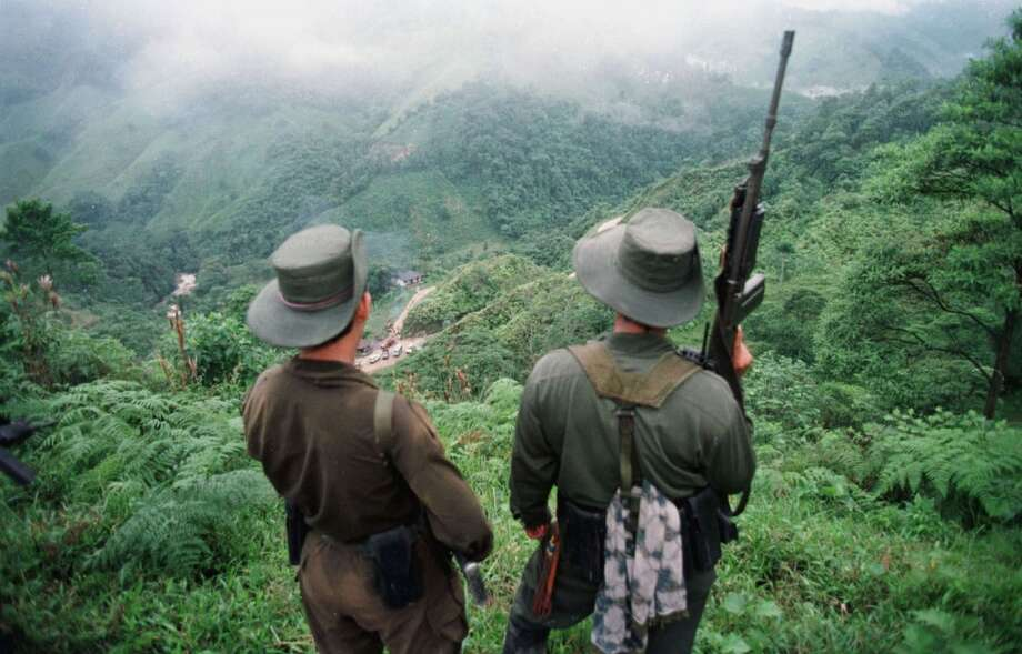 A ceasefire between Colombia and rebels from the Revolutionary Armed Forces of Colombia – or FARC – could be called on Jan. 1, 2016. Photo: PEDRO UGARTE, AFP/Getty Images