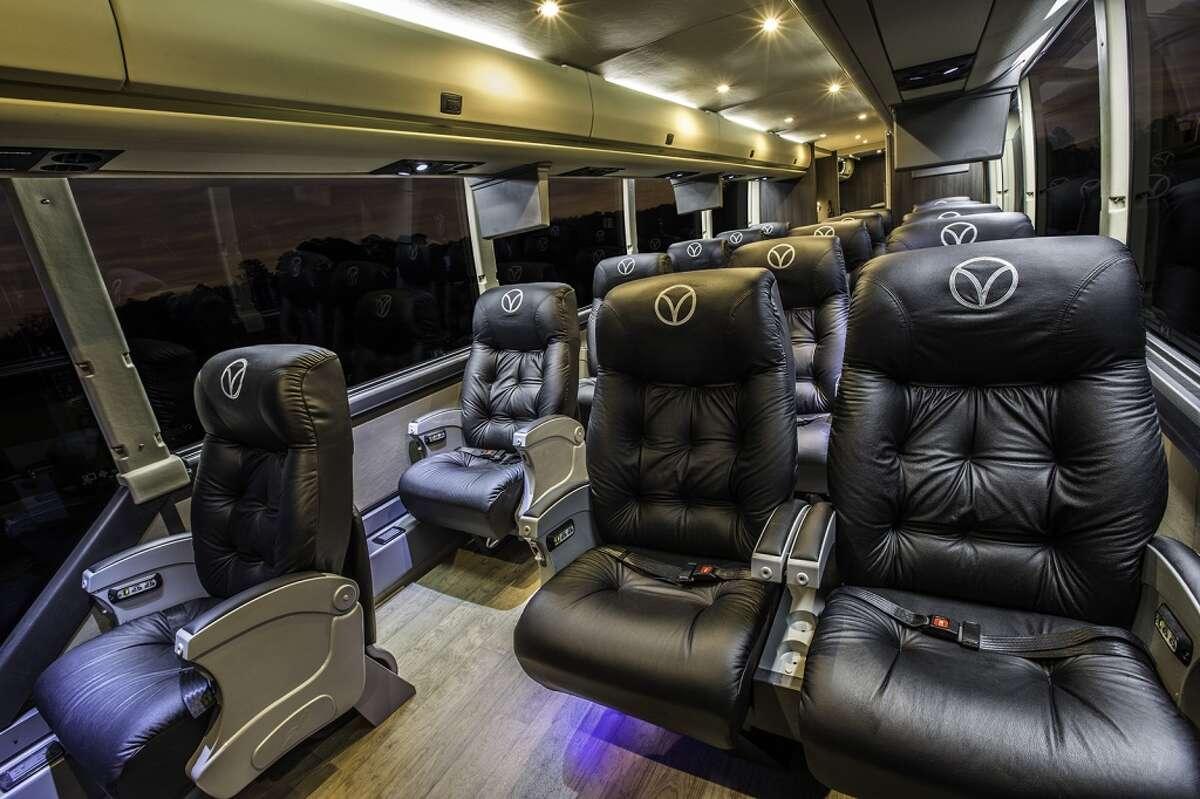 Deluxe bus line Vonlane will begin Austin to Houston service on Jan. 17.