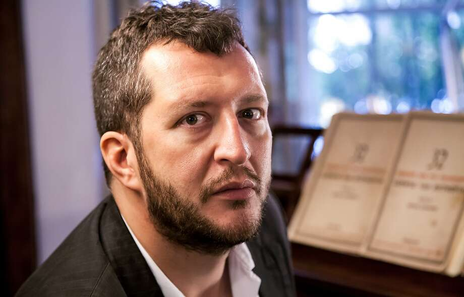 Pianist-composer Thomas Adès and pianist Gloria Cheng will perform a duo recital under the auspices of San Francisco Performances during its 2015-16 season. Photo: Brian Voce