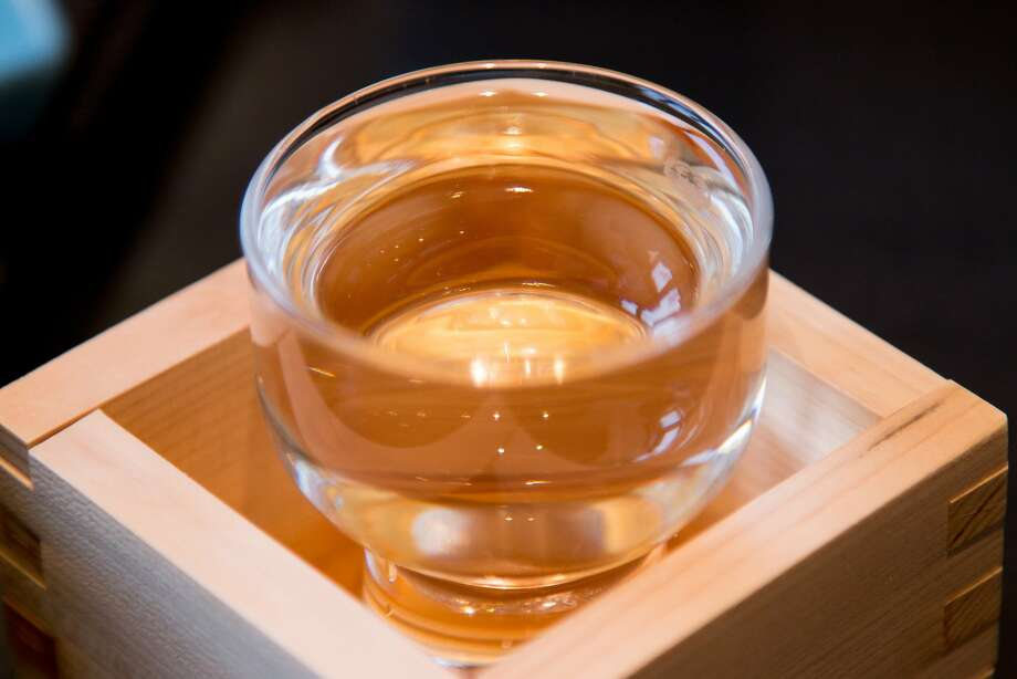 Sake, once reserved for special occa sions, now permeates Japan's culture. Photo: Tk