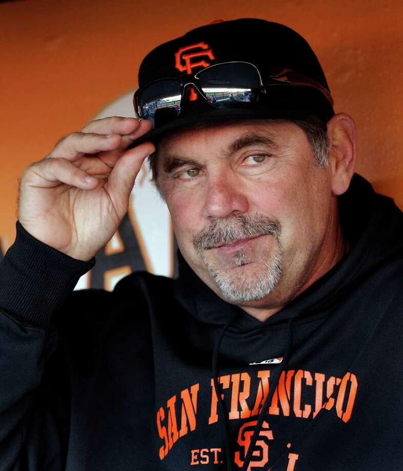 San Francisco Giants manager Bruce Bochy used to chew tobacco Photo: Ben Margot / AP / AP