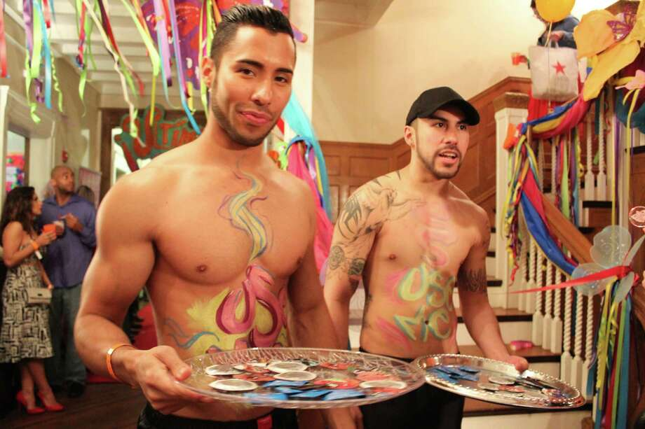 Fiesta's WEBB Party raised funds for the San Antonio AIDS Foundation. This year it was held at the Lambermont Estate & Events on East Grayson Street on April 17,2015. Photo: Yvonne Zamora/For MySA.com