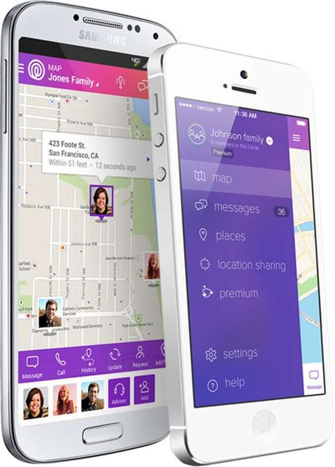 "Life360 Life360 answers the question ""where are you?"" for you. Users set up ""circles"" of family members or friends. Then the app uses GPS technology to share each circle member's location on a map and send notifications when they arrive at home, school or work. While it seems a bit creepy in everyday context, the app can help keep track of people during an emergency. Life360 is available for iPhone, Android and Windows devices. Photo: Life360"