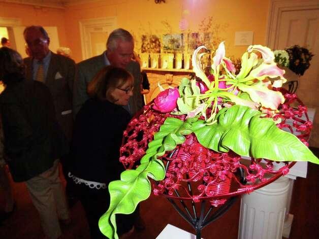 In Full Flower Fairfield Garden Club 39 S Centennial Show