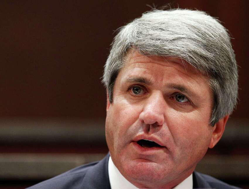 U.S. Rep. Michael McCaul (R-TX) is being considered for Homeland Security Secretary, The Washington Post reported.