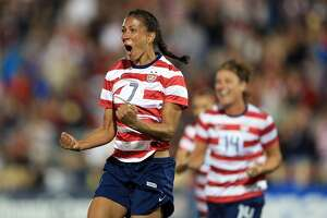 Shannon Boxx  — midfielder    Age: 37 | Hometown: Redondo Beach, California | Club: Chicago Red Stars