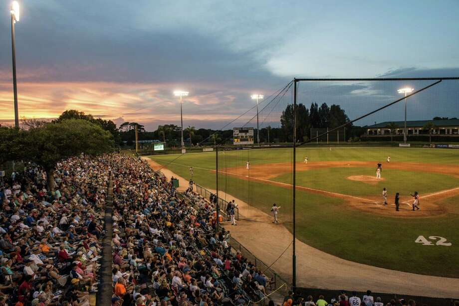 The baseball field is just one of the facilities at Dodgertown, which has new life thanks to the O'Malley family. Photo: JOSH RITCHIE / New York Times / NYTNS