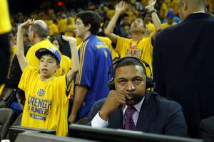 Some strange comments from Mark Jackson - Photo
