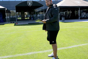 Raiders seek edge with new coach's performance program - Photo
