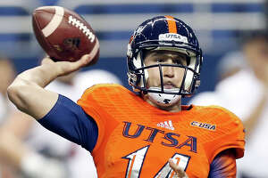 With Bogenschutz out, UTSA's Sturm to start vs. Louisiana Tech - Photo
