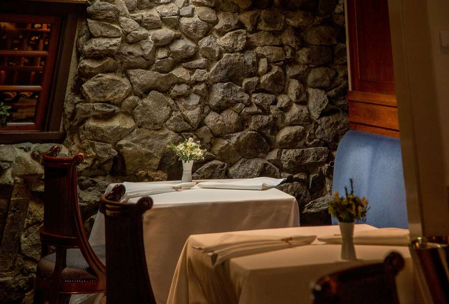 The dining room at French Laundry in Yountville. Photo: John Storey, Special To The Chronicle