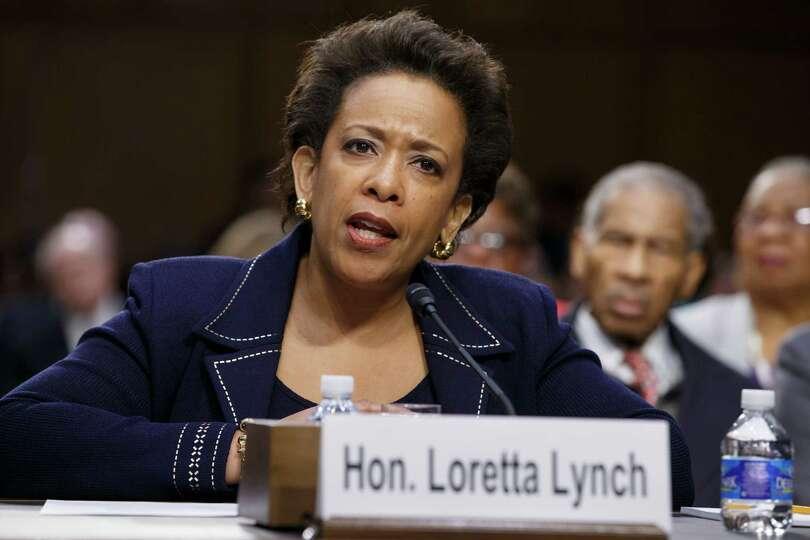 President Barack Obama in November nominated Loretta Lynch to be the nation's next attorney genera