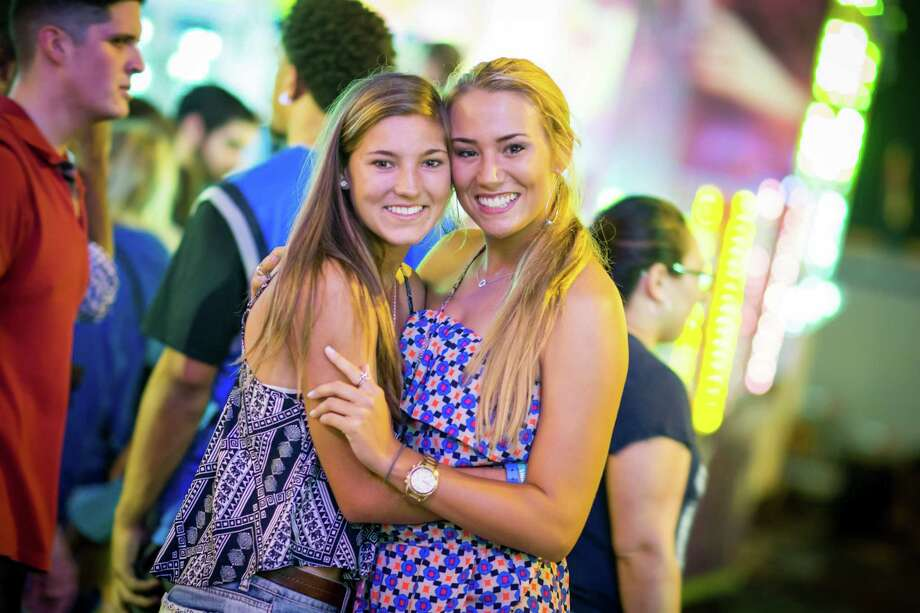 One of Fiesta's most popular events showcased a weekend full of music, carny games, food, laughs and a particular shellfish that goes great with Tabasco and beer. Here are the people who celebrated at Oyster Bake 2015. Photo: By Isaiah Matthews/IJM HD Productions, For MySA.com
