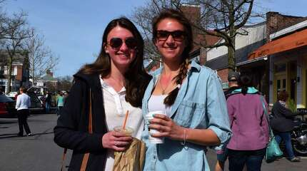 New Canaan's annual car show, Caffeine and Carburetors, held its first event of the year on April 19, 2015 in downtown New Canaan. Were you SEEN?