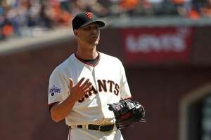 Woeful S.F. Giants fall to 4-10 as Tim Hudson falters - Photo