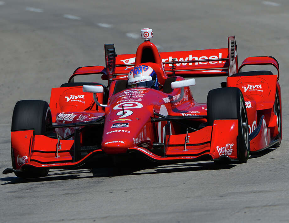 Scott Dixon is a three-time IndyCar Series champion, but had never won at Long Beach. Photo: Robert Laberge / Getty Images / 2014 Getty Images