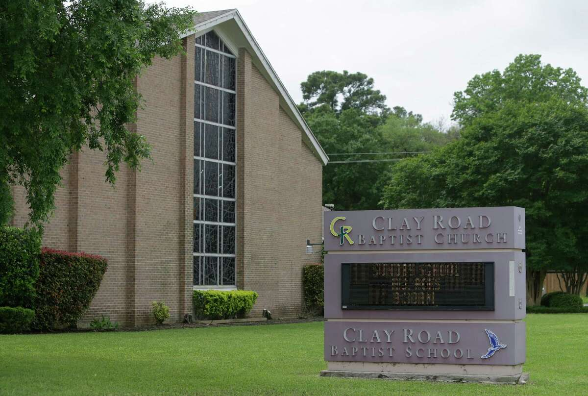 """Clay Road Baptist Church calls itself """"a real, true family in the big city,"""" says the Rev. Bruce Northam."""